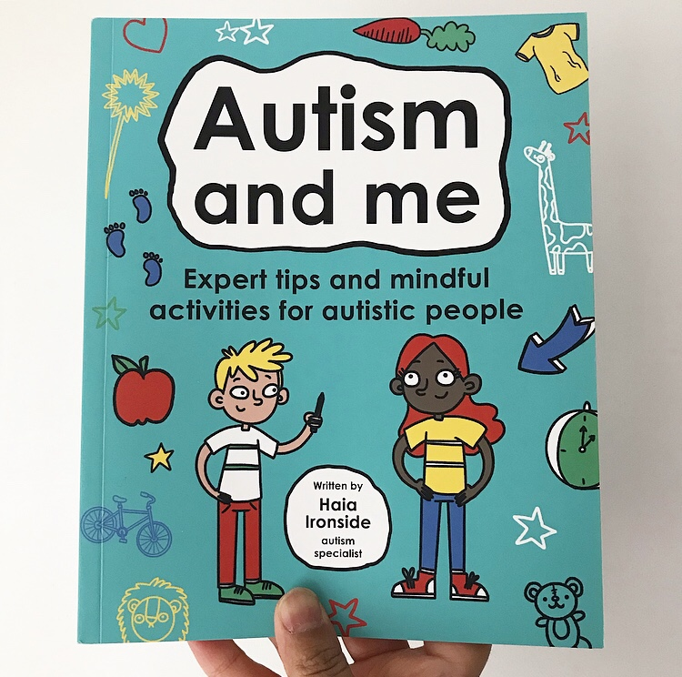Autism and me book review on mammafilz.com