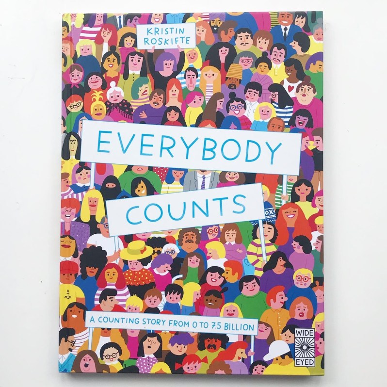 Everybody counts book review on mammafilz.com