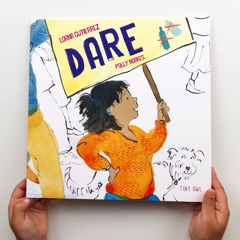 Dare book review on mammafilz.com