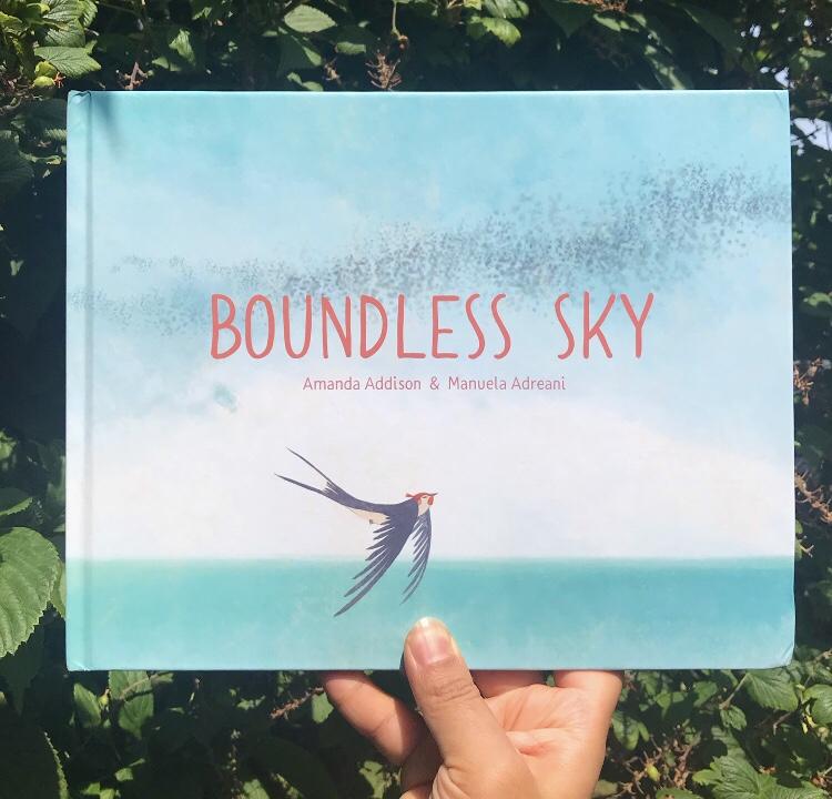 Boundless Sky book review on mammafilz.com