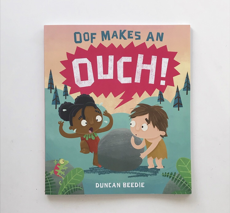Book review Oof makes an ouch by Duncan Beedie on mammafilz.com
