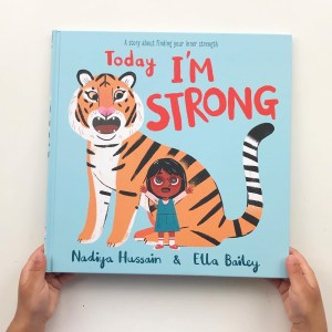 Today I'm strong by Nadiya Hussain