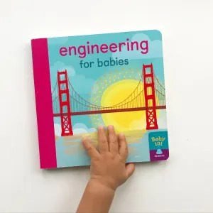 Engineering for babies board book