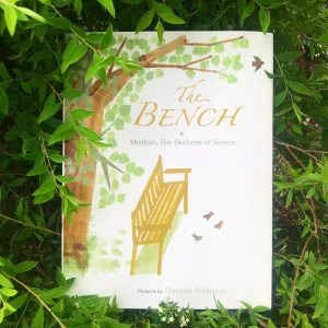 The Bench by Meghan Duchess of Sussex, MammaFilz.com