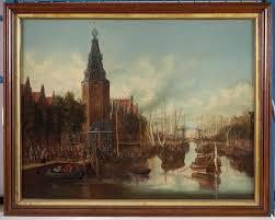 Dipinto di Cornelis de Bruyn