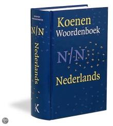 woordenboek NL
