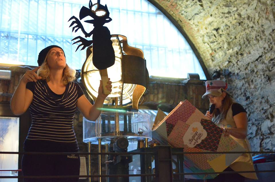 La lanterna di Genova si illumina e si racconta…giocando con i bambini