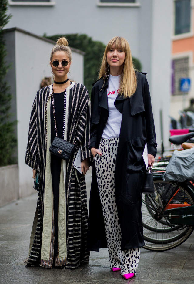 Milano Fashion week 2017