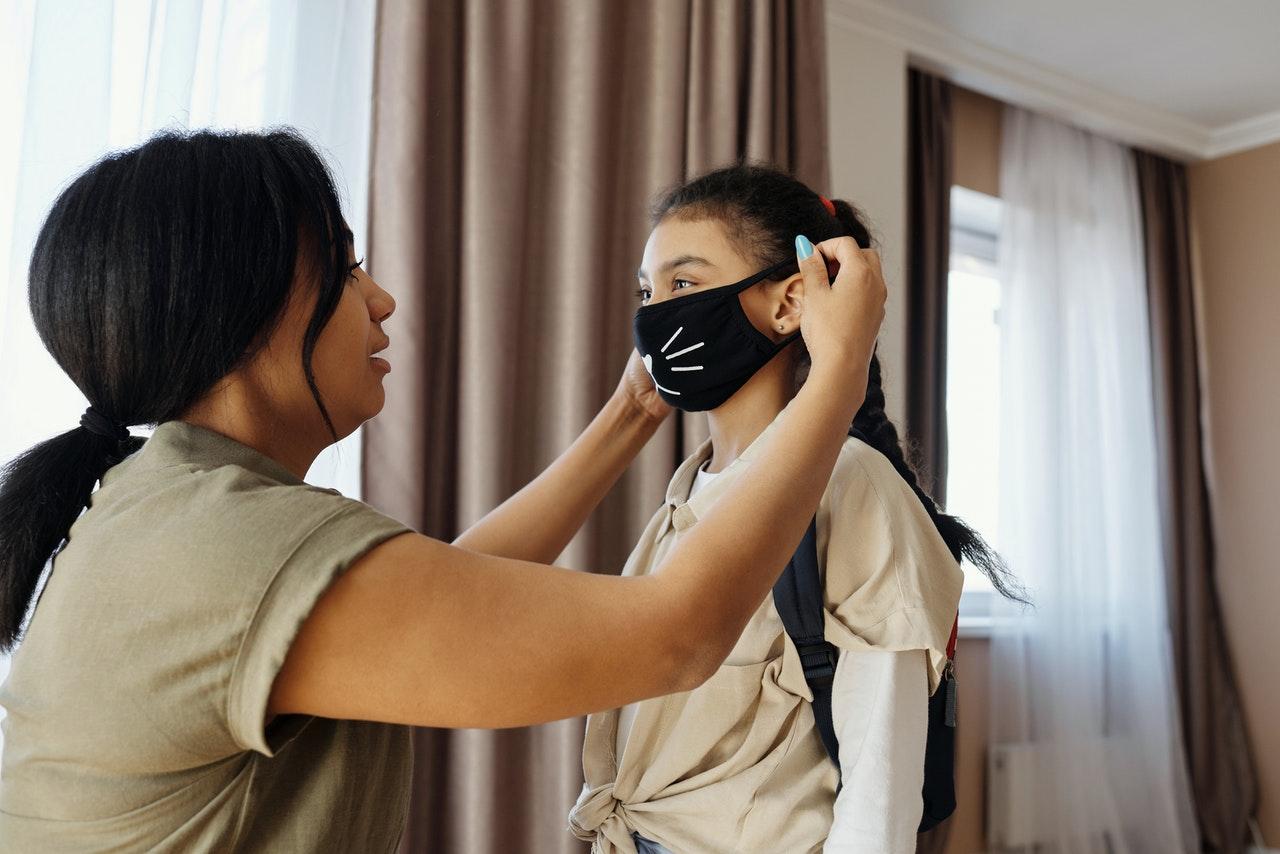 mascherine lavabili bambini