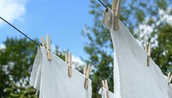 Come sbiancare il bucato