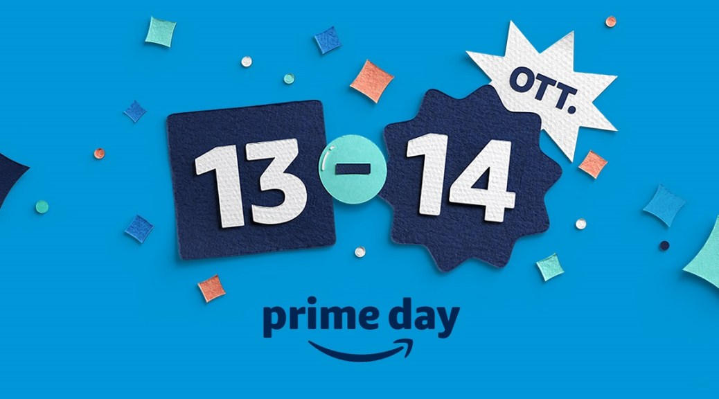 Amazon Prime Day 2020: le date e i codici sconto