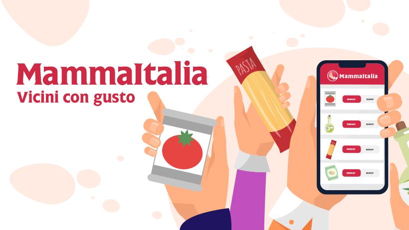 mamma Italia app