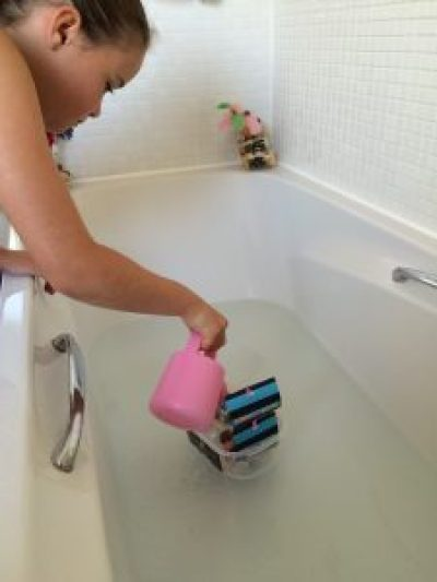 Play Is Learning - Let Them Play | Water Play http://oddhogg.com