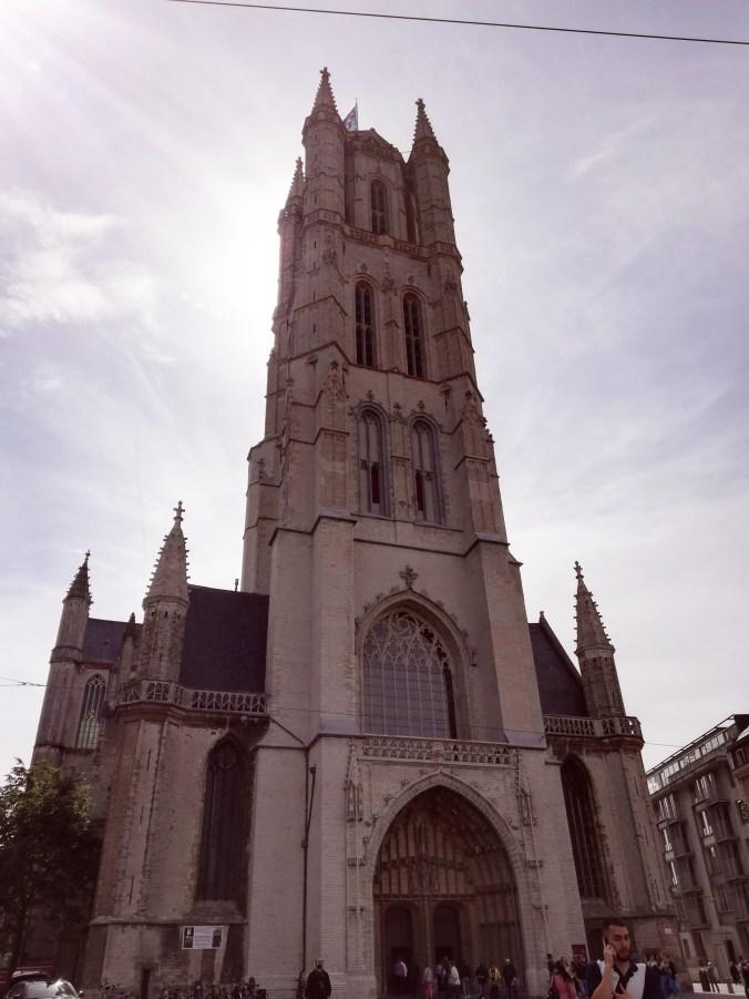 Cattedrale di San Bavone Gand