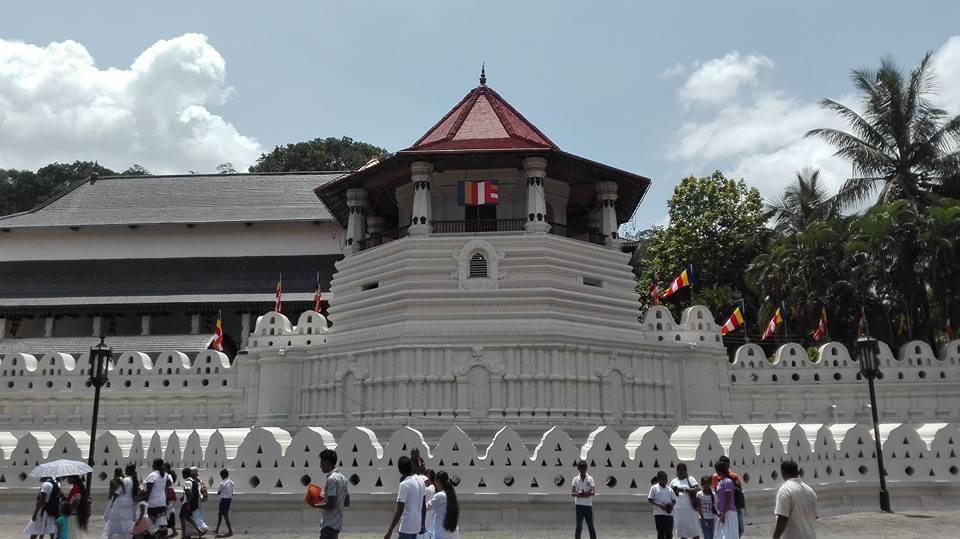 tempio del dente di Kandy