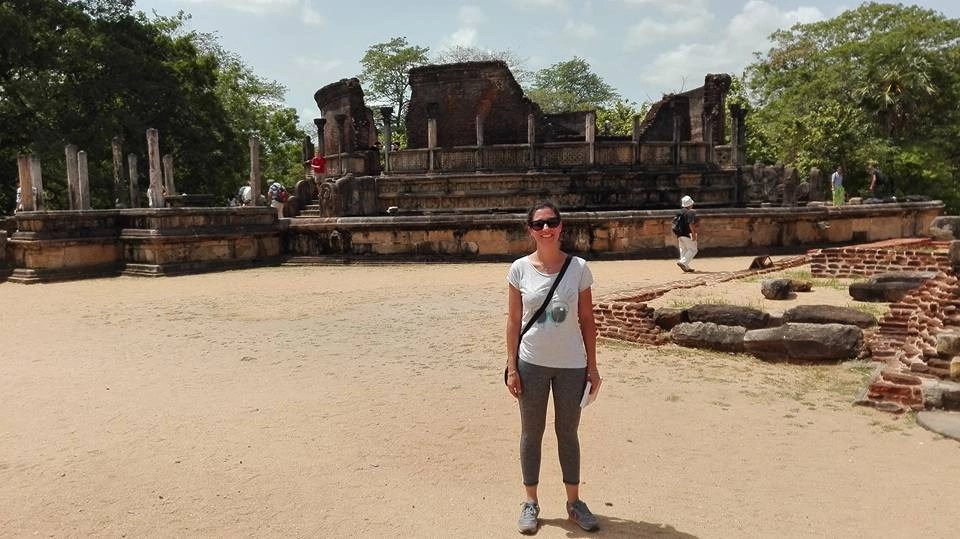 vatadage di Polonnaruwa