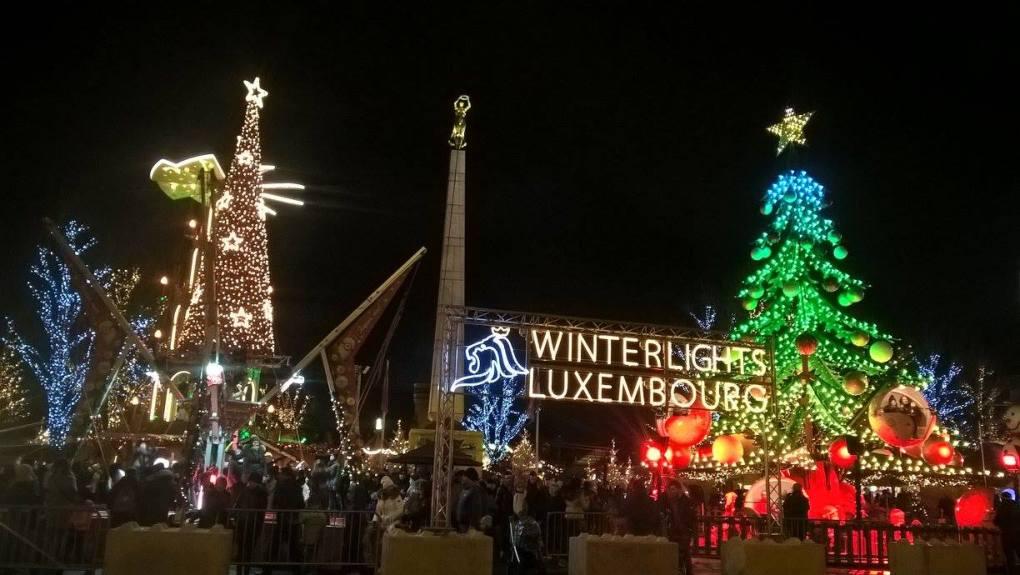 mercatino di Natale tra le cosa da vedere in Lussemburgo