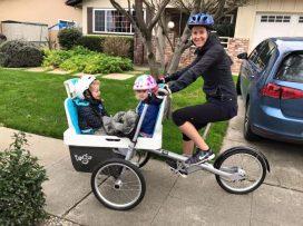 Bicicletta elettrica per il trasporto di bambini_2