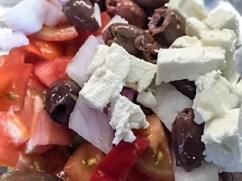 pomodori olive e feta