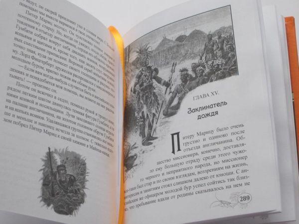 """Август Ниман """"ПИТЕР МАРИЦ – ЮНЫЙ БУР"""" в 2-х томах-1210"""