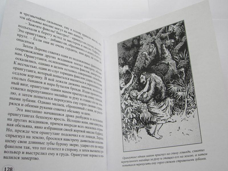 Эдингард фон Барфус «Верные друзья (В дебрях Борнео)»-1279