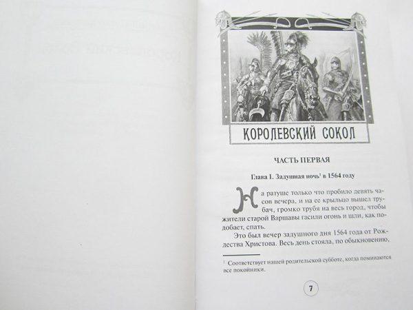 «ТАЙНЫ КОРОЛЕВСКОГО ЗАМКА»-3089