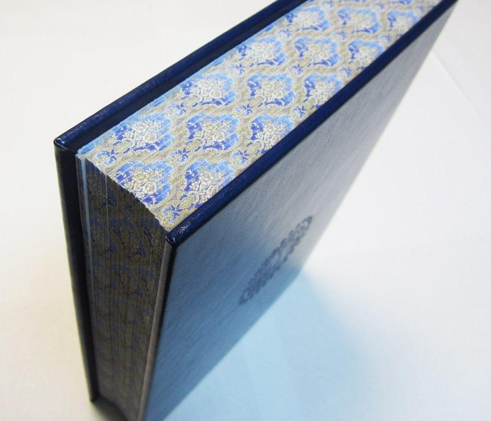 РОЖДЕСТВЕНСКИЙ АЛЬМАНАХ (подарочное издание в кожаном переплете)-4161