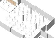 Close up on Mannequin Grid organization.
