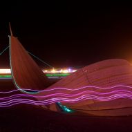 Shipwreck Photographed by legendary Burning Man photograph NKGuy