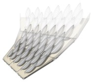 The Flying Leaves, 3D diagram showing the result of the parametric model ©Mamou-Mani