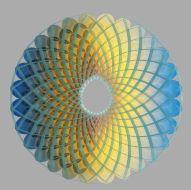 Resonet Pavillion - Computational Design by Mamou-Mani