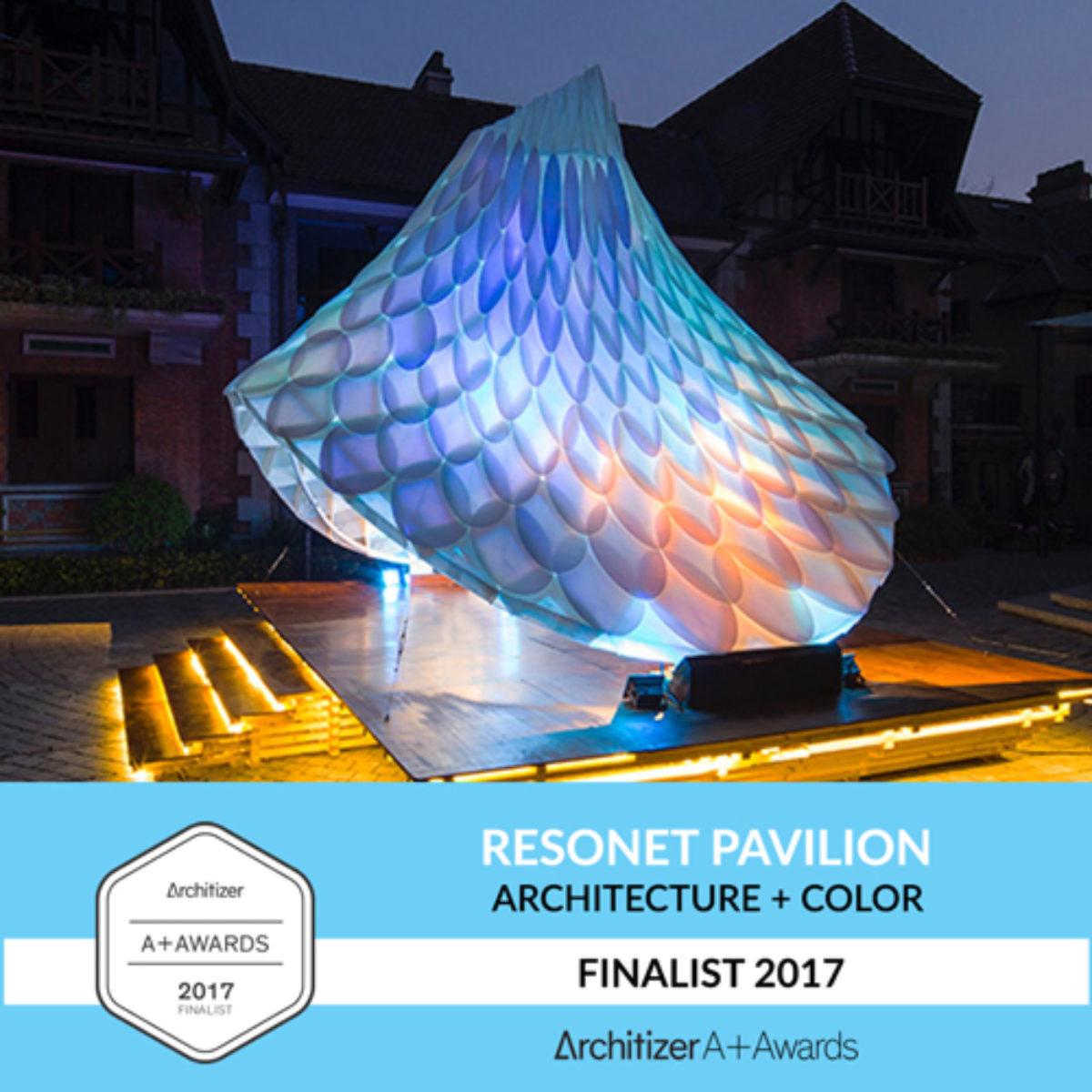 Resonet Finalist Architizer 2017