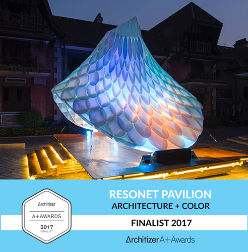 Resonet Finalist Architizer 2017