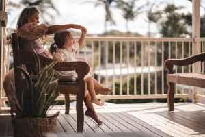 La maternité : une période propice aux changements de perspective