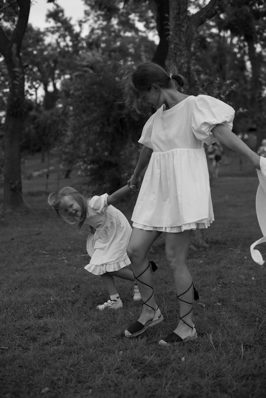 Maman ne doit pas oublier son enfant intérieur