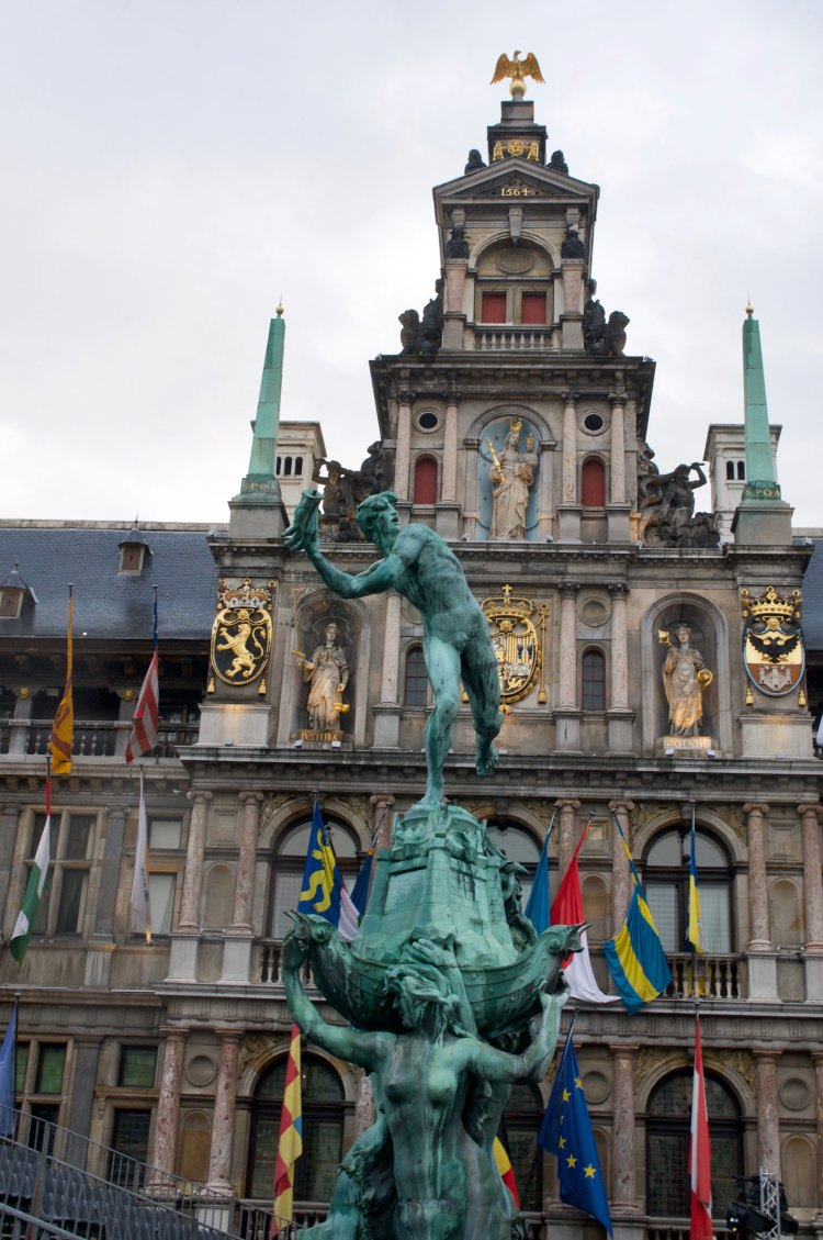 guide to Antwerp