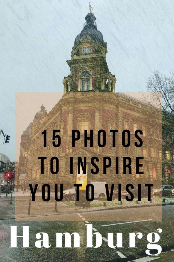 15 photos to inspire you to visit Hamburg