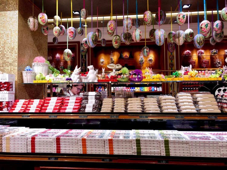 Marzipan Museum in Luebeck