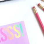 Les 5 choses à faire avant de créer ton blog de maman