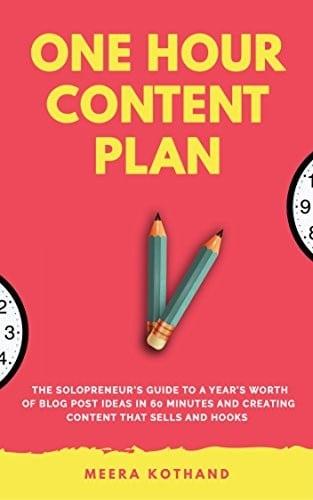 Comment créer du contenu facilement.