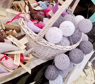 jarmark na nikiszu cotton balls Fabryka Kulek