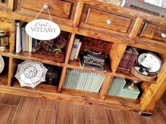 kawiarnia kornel i przyjaciele atykwariat księgarnia24