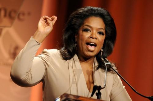 Violée et enceinte à 14 ans, Oprah Winfrey donne un nom au fils qu'elle a perdu