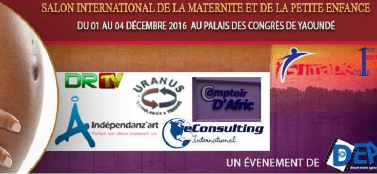 Le SIMAPE, un salon pour la mère et l'enfant du 1er au 4 décembre 2016 à Yaoundé (Cameroun)