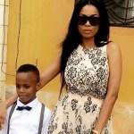 Coco Émilia poste un vibrant message à l'occasion des 8 ans de son fils