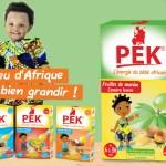 PEK Baby Nutrition, des céréales pour bébé made in Cameroon