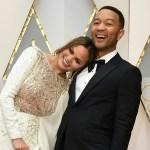 Chrissy Teigen et John Legend révèlent le prénom de leur 2ème enfant et publient une première photo