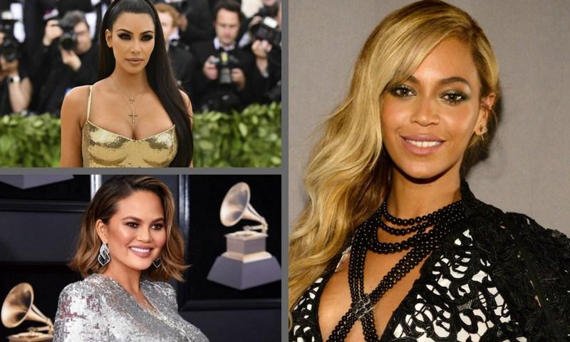 Beyoncé, Kim Kardashian, Kate Middleton… Ces stars qui habillent leurs filles comme elles