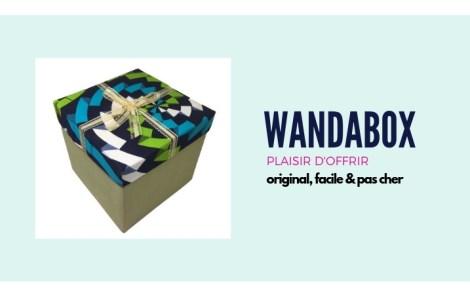 WandaBox, surprenez vos proches pour les fêtes !