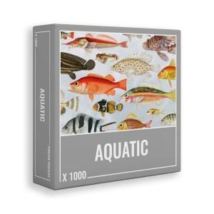 Puzzle 1000 pièces Aquatic – Poppik